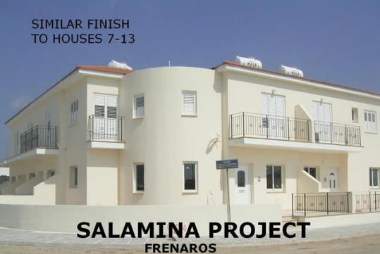 2 bed townhouses frenaros