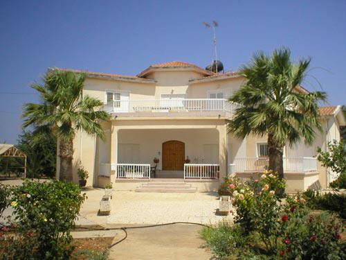 Detached house in Paralimni