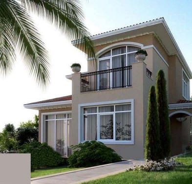2 bedroom house for sale in ypsonas limassol for Two bedroom house