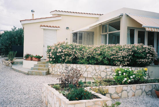 Bungalow For Sale In Trimithousa Near Paphos In Cyprus 3 Bedrooms Cavity Wall