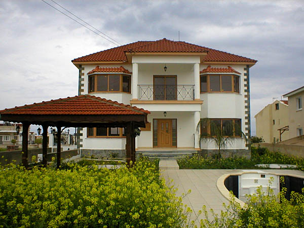 Five bedroom new house near larnaca - Loft houses with underground garage ...