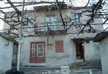 This house in Monagrouli near Limassol needs renovation throughout.