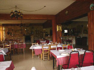 Traditional Cypriot restaurant, surrounded by beautiful countryside offering breathtaking views.
